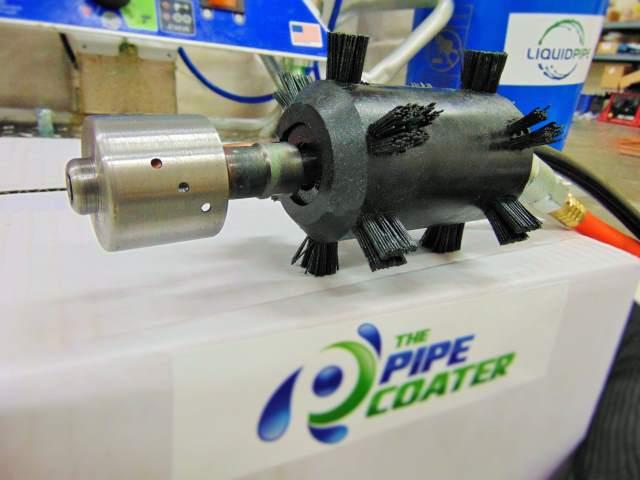 Pipe Coating Equipment Pipe Tech Usa