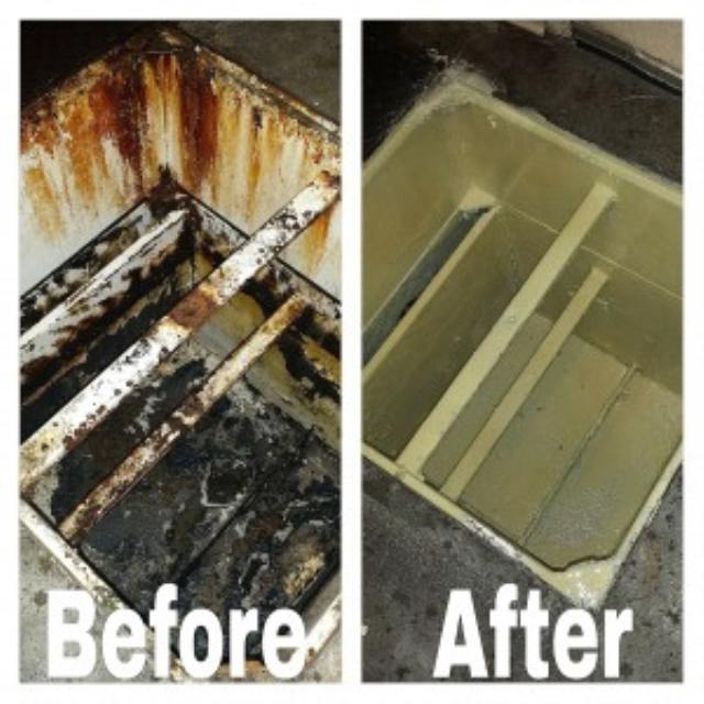 grease trap repair