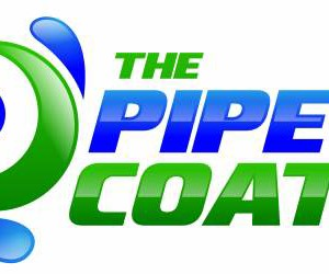 The Pipe Coater Logo