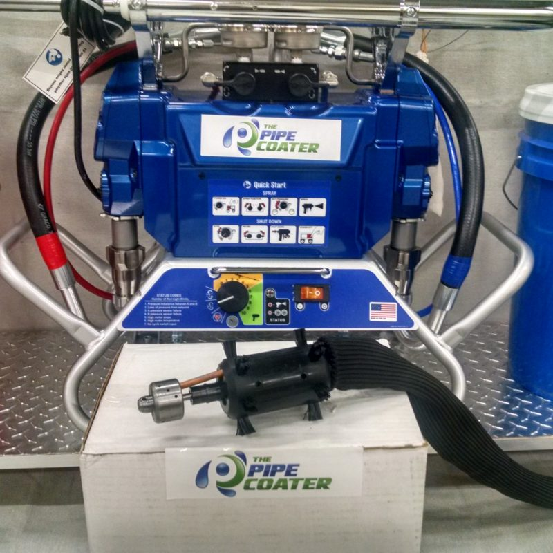 pipe coater